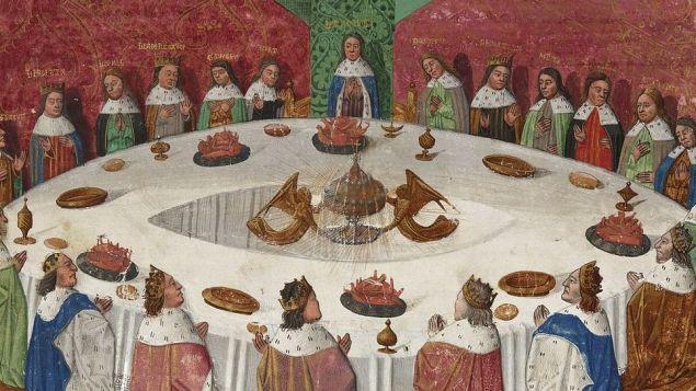 histo-roi-arthur-graal-chevaliers-de-la-table-ronde